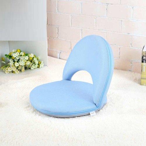 Multifunctionele yoga stoel blauw